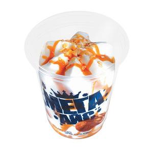 杯裝冰雪焦糖冰淇淋