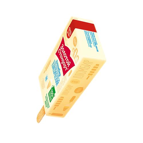 愛斯基摩黃金香草冰淇淋
